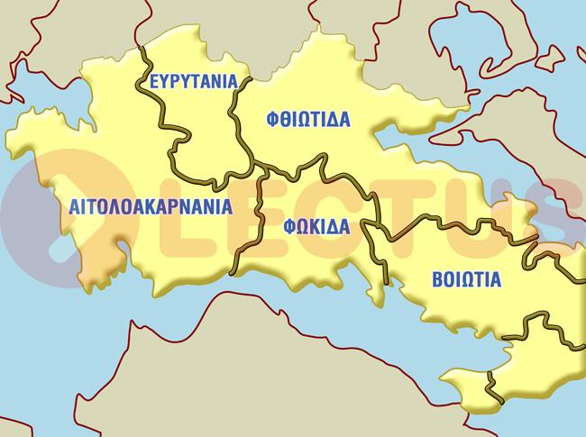 Καποδίστριας 2 και περιφέρειες.